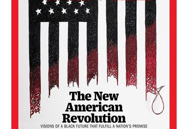 Ο Φάρελ Ουίλιαμς επιμελείται το τεύχος του TIME με θέμα: «Η Νέα Αμερικανική Επανάσταση»