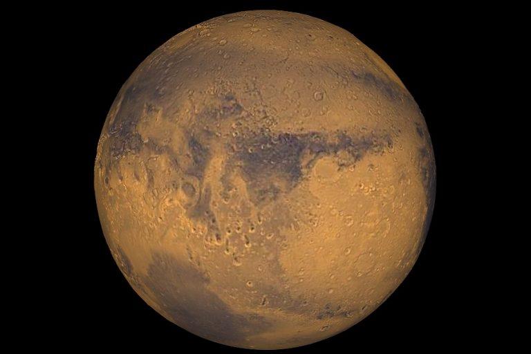 Όχι μία, αλλά τέσσερις λίμνες με αλμυρό νερό μπορεί να βρίσκονται στον Άρη