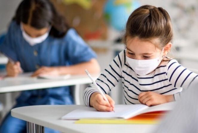 Τηλεκπαίδευση στα σχολεία με αναστολή λειτουργίας λόγω πανδημίας- Συνομιλία Κεραμέως με μαθητές Πέλλας