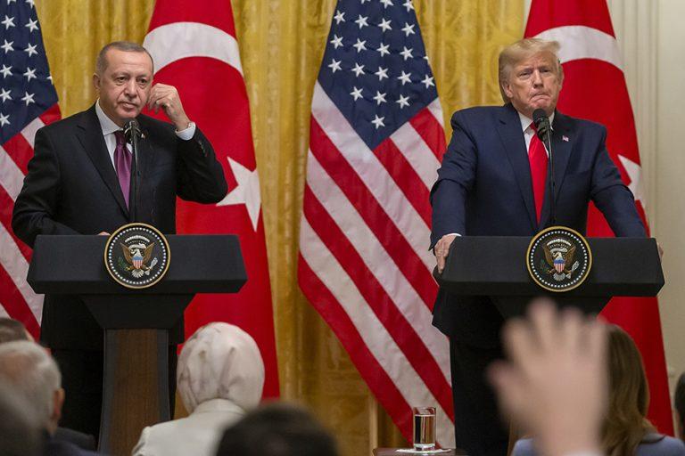 Τραμπ: Τα πάω καλύτερα με «σκληρούς» σαν τον Ερντογάν