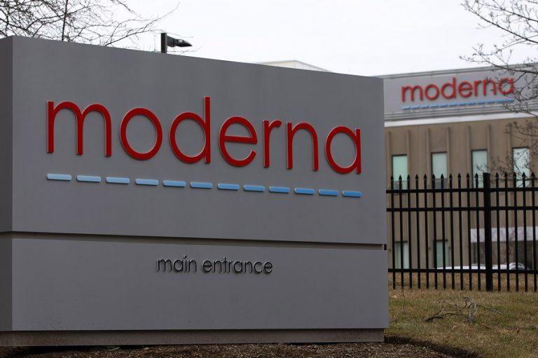 Αύξηση στις πωλήσεις της είδε η Moderna λόγω κορωνοϊού- Άνοδος 163% στη μετοχή της το τελευταίο εξάμηνο