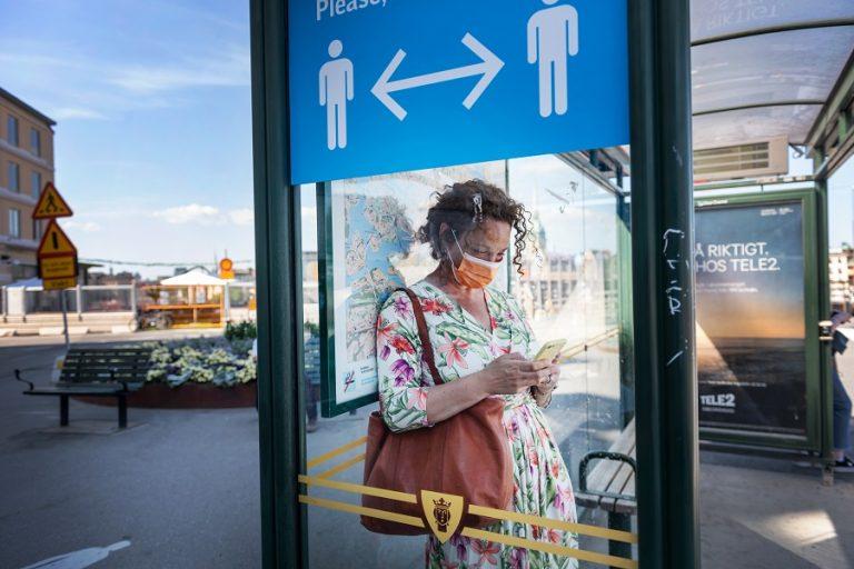 Κάνουν και πάλι τη διαφορά οι Σουηδοί: Αποφεύγουν και τη χρήση μάσκας