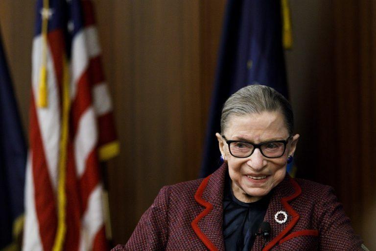 Η Ruth Bader Ginsburg έδωσε την καλύτερη επαγγελματική συμβουλή που έχετε ακούσει ποτέ