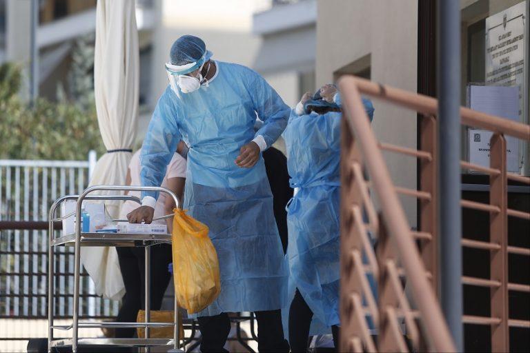 Κορωνοϊός: 170 νέα κρούσματα και επτά νεκροί σε μία ημέρα