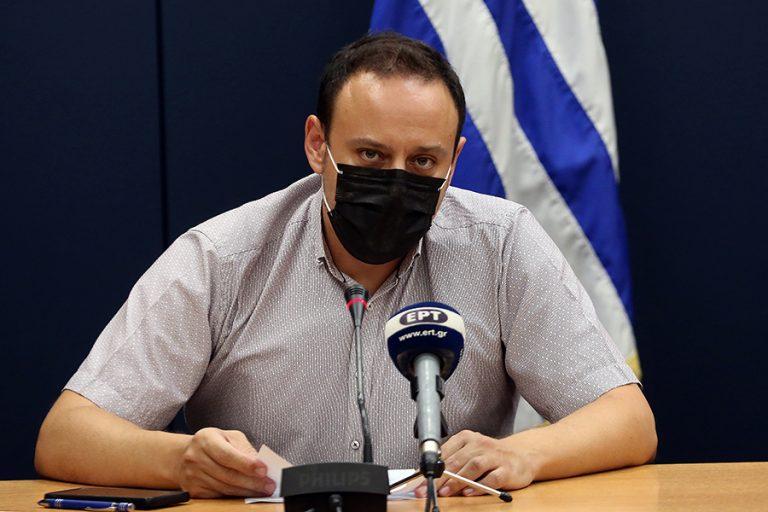 Γ. Μαγιορκίνης: Η επιδημία στην Ελλάδα διατηρεί την εικόνα δυναμικής εκθετικής αύξησης