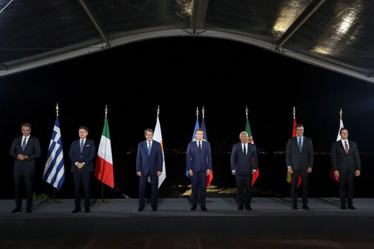 MED7: Στήριξη από Ισπανία, Πορτογαλία, Μάλτα- Τι προβλέπει η ελληνογαλλική συμφωνία