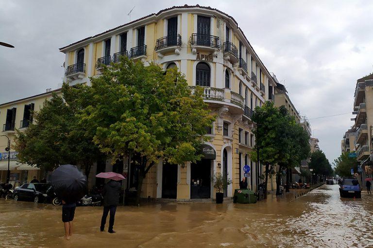 Ιανός: Οι παράγοντες που ισοπέδωσαν την Καρδίτσα – Πλημμύρισαν 5.000 σπίτια
