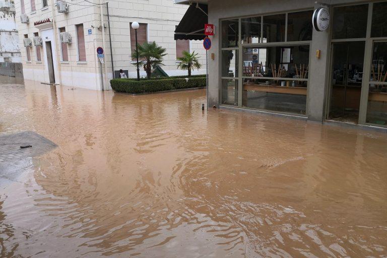 Κακοκαιρία «Ιανός»: Τα 6 μέτρα του υπουργείου Υποδομών και Μεταφορών για τις πληγείσες περιοχές