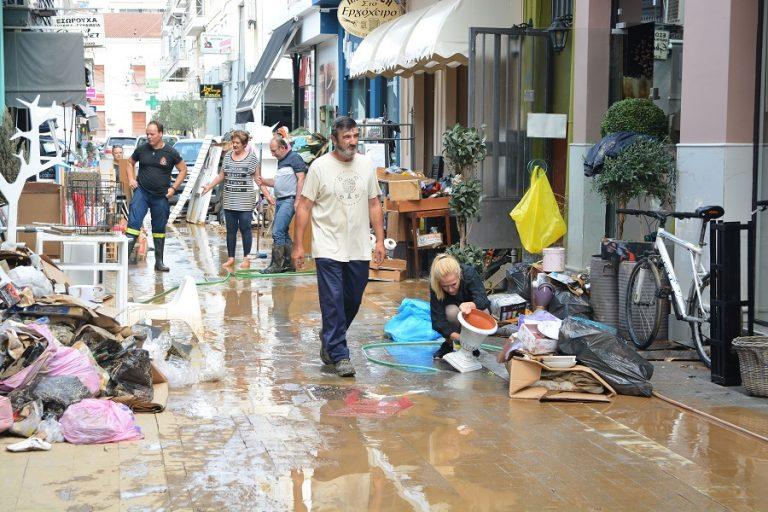 Έκτακτα μέτρα οικονομικής ενίσχυσης για τους πληγέντες από τον Ιανό- Τι περιλαμβάνουν