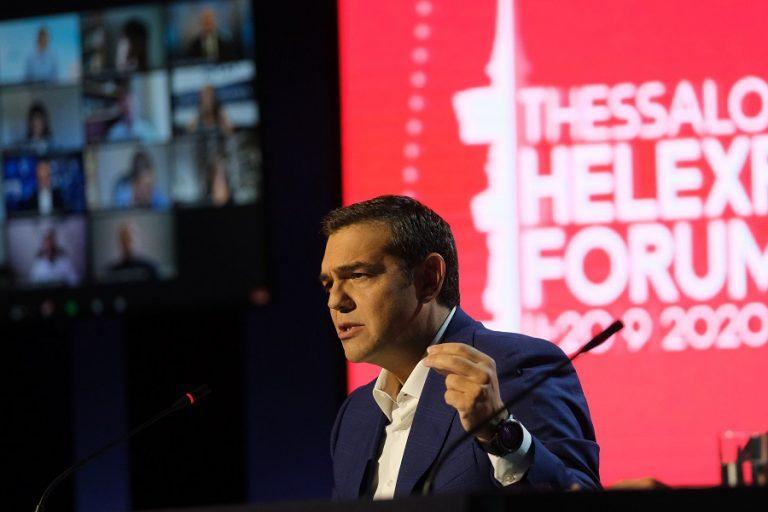 Tσίπρας για ελληνοτουρκικά: Θετική η επανέναρξη των διερευνητικών συνομιλιών – Η κυβέρνηση οφείλει μια επίσημη ενημέρωση