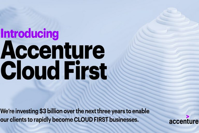 Accenture Cloud First: Επένδυση 3 δισ. δολαρίων για την μετάβαση των πελατών της στo Cloud