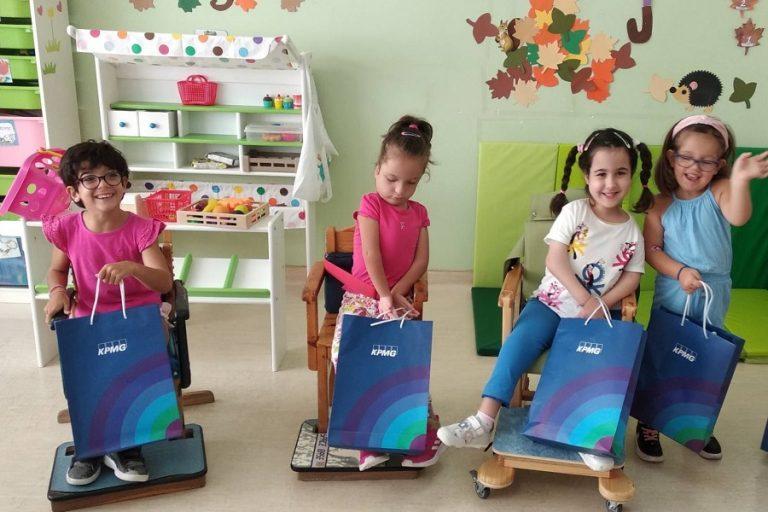KPMG: «Back to School» με νέα σχολικά είδη για τα παιδιά της ΕΛΕΠΑΠ