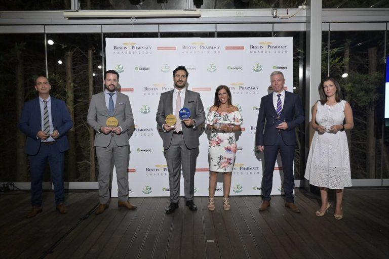 Best in Pharmacy Awards 2020: Επτά διακρίσεις στον Όμιλο Φαρμακευτικών Επιχειρήσεων Τσέτη