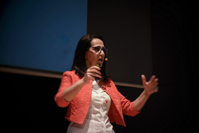 Μαρίκα Λάμπρου: Αν η οικονομική κρίση ήθελε μια φορά ανθεκτικότητα τώρα χρειαζόμαστε το ίδιο στο δεκαπλάσιο