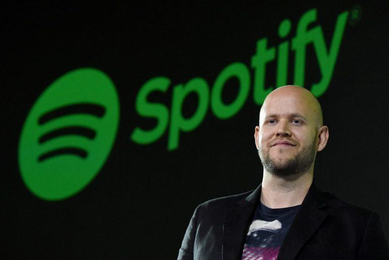 Tα «φιλόδοξα πρότζεκτ» του CEO της Spotify- Επενδύει πάνω από ένα δισ. δολάρια από την προσωπική του περιουσία