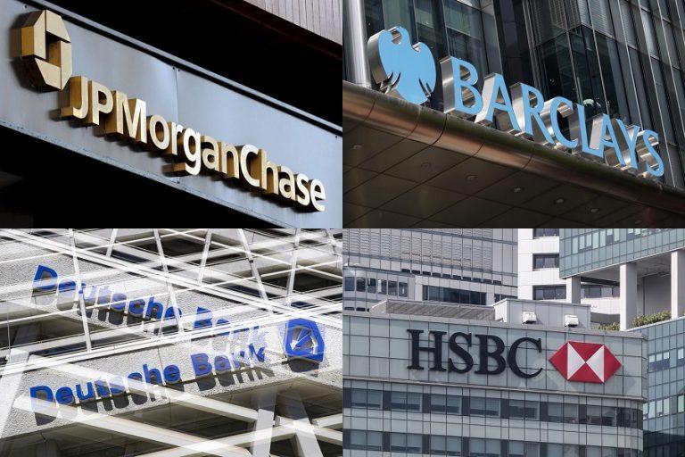 Πώς μερικές από τις μεγαλύτερες τράπεζες του κόσμου ξέπλεναν «βρώμικο» χρήμα