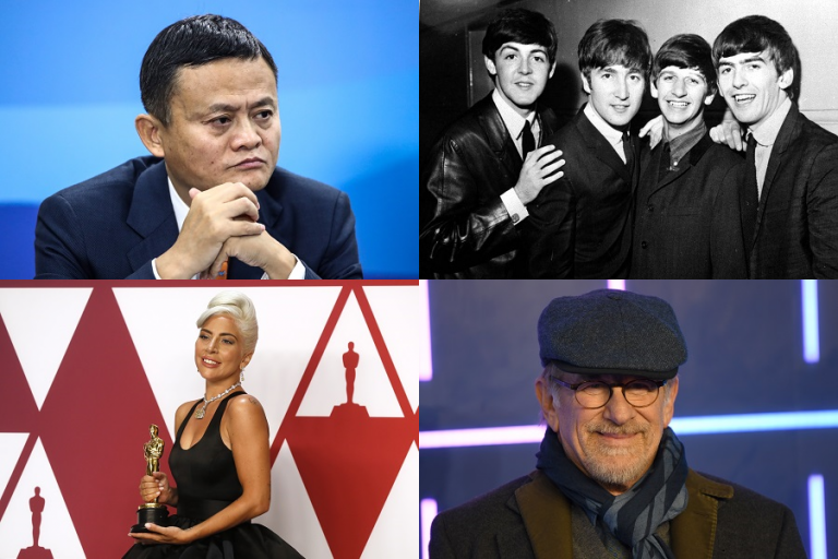 Από την απόρριψη στην παγκόσμια επιτυχία: Δέκα άνθρωποι που έζησαν τα πάντα