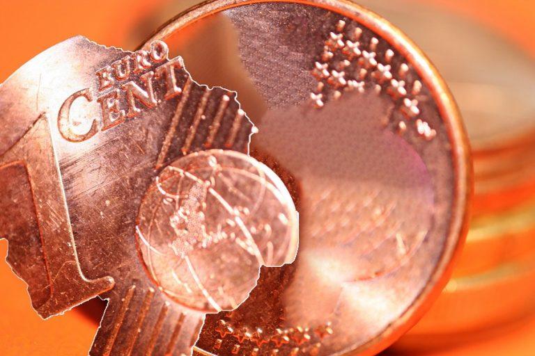 Έρχεται το τέλος για τα νομίσματα του ενός και δύο λεπτών;- Στα χέρια της Κομισιόν η απόφαση