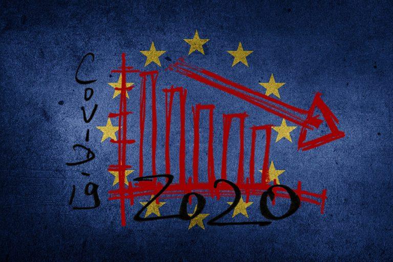 Υφεσιακός κατήφορος μεγέθους 14,7% για την Ευρώπη