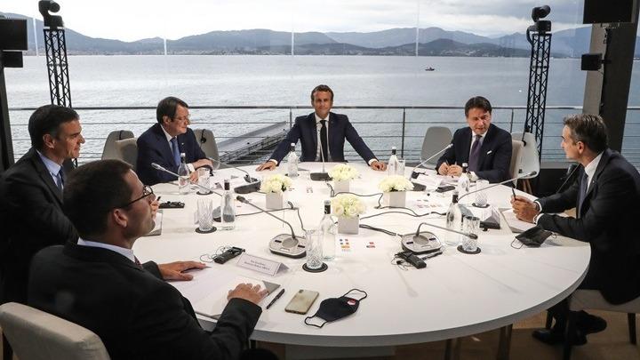 MED 7: Πλήρης στήριξη και αλληλεγγύη στην Ελλάδα και την Κύπρο -Προειδοποίηση για κυρώσεις σε βάρος της Τουρκίας