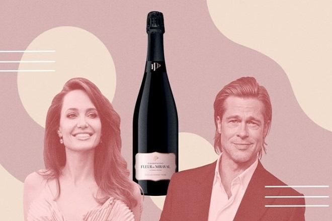 «Fleur de Miraval»: Μάθαμε πότε θα είναι διαθέσιμη η ροζέ σαμπάνια από τους Αντζελίνα Τζολί και Μπραντ Πιτ