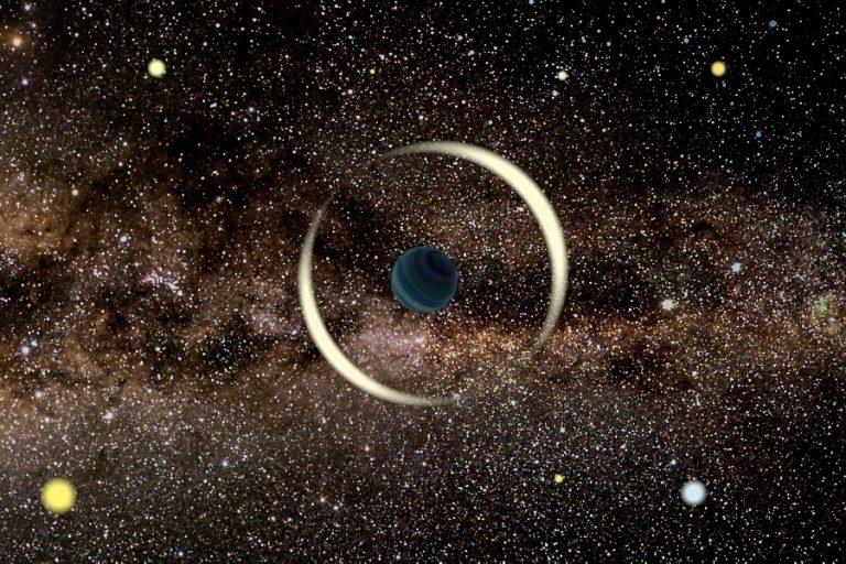 Ανακαλύφθηκε εξωπλανήτης που κυκλοφορεί «μόνος» στον γαλαξία μας