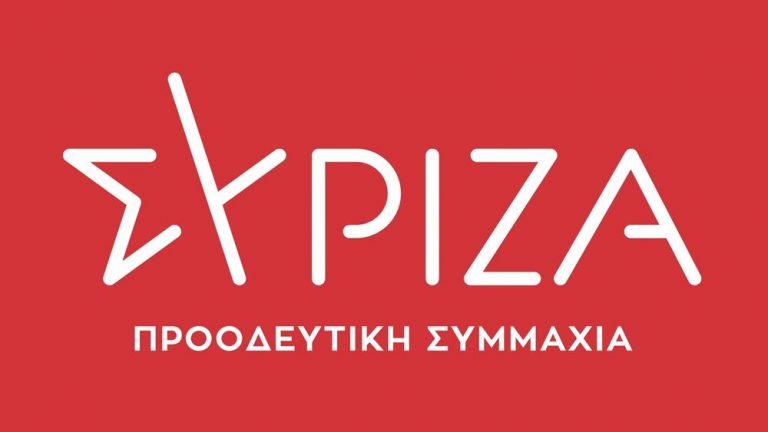 ΣΥΡΙΖΑ: «Προκαλεί έκπληξη σε κάθε δημοκρατικό πολίτη» ο διορισμός της Ελ. Ζαρούλια στη Βουλή