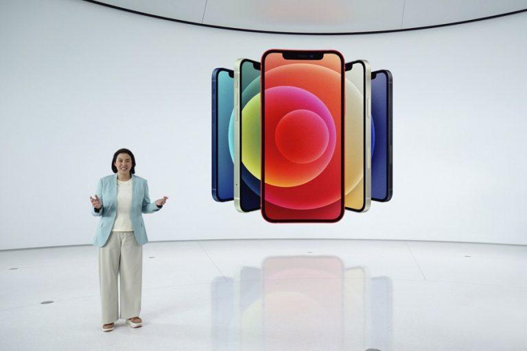 Πόσο θα κοστίζουν τα τέσσερα νέα μοντέλα του iPhone 12