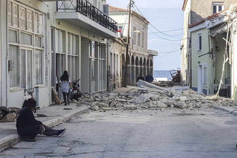 Τραγωδία στη Σάμο: Δύο παιδιά σκοτώθηκαν από τον σεισμό