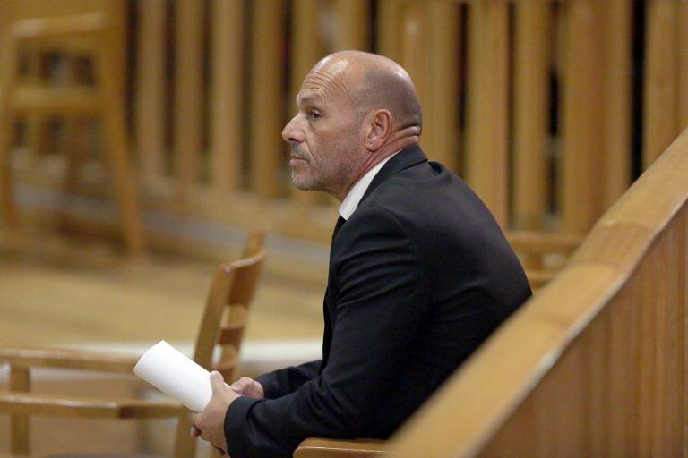 Δίκη Χρυσής Αυγής: Περιορισμό με «βραχιολάκι» ζήτησε ο Αντώνης Γρέγος
