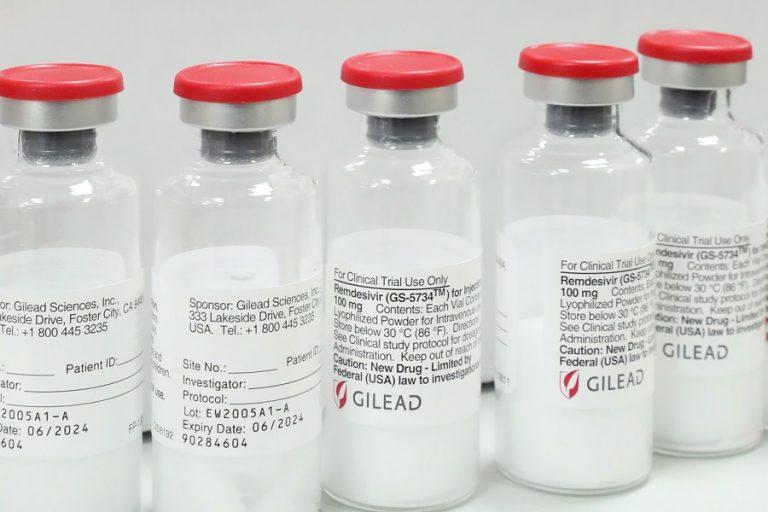«Άνθρακας» και η ρεμδεσιβίρη – Σε αναμονή η Johnson & Johnson για το εμβόλιο