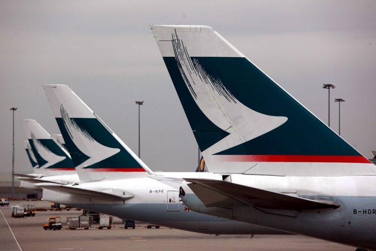 Cathay Pacific: Το νέο «θύμα» του κορωνοϊού- Απολύει 5.900 εργαζόμενους