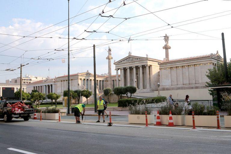 Δήμος Αθηναίων: Ο Μεγάλος Περίπατος συνεχίζεται με βάση τις αποφάσεις του Δημοτικού Συμβουλίου