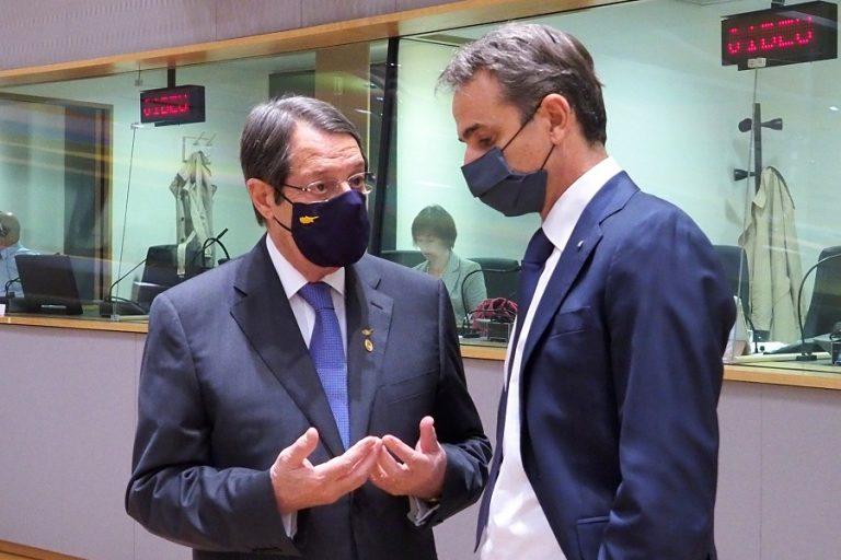 Το θέμα της τουρκικής παραβατικότητας φέρνει ο Μητσοτάκης στη Σύνοδο Κορυφής (βίντεο)