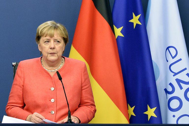 Σύνοδος Κορυφής: Όλα όσα είπε η Μέρκελ για ελληνοτουρκικά και επερχόμενες κυρώσεις στη Λευκορωσία