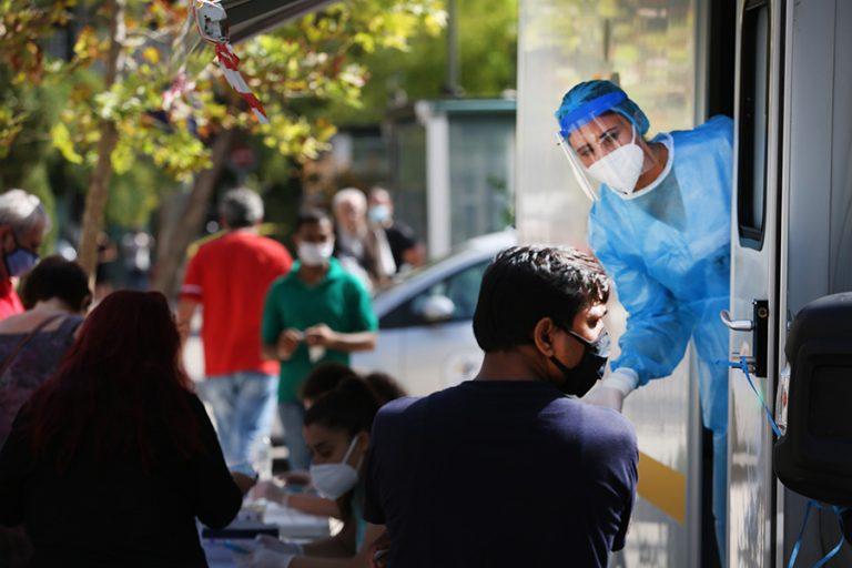 ΕΟΔΥ: Η Ελλάδα στις καλύτερες θέσεις στην Ευρώπη για τον περιορισμό του κορωνοϊού
