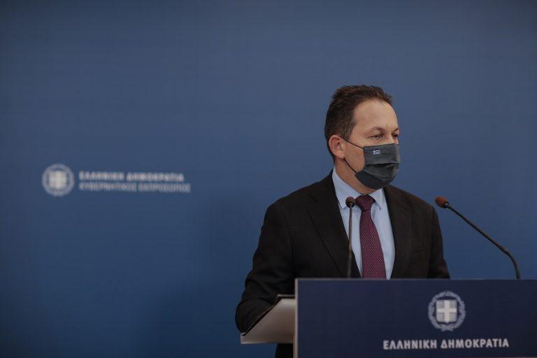 Πέτσας για «θερμό» επεισόδιο: Θα προασπίσουμε την κυριαρχία και τα κυριαρχικά δικαιώματα της Ελλάδας