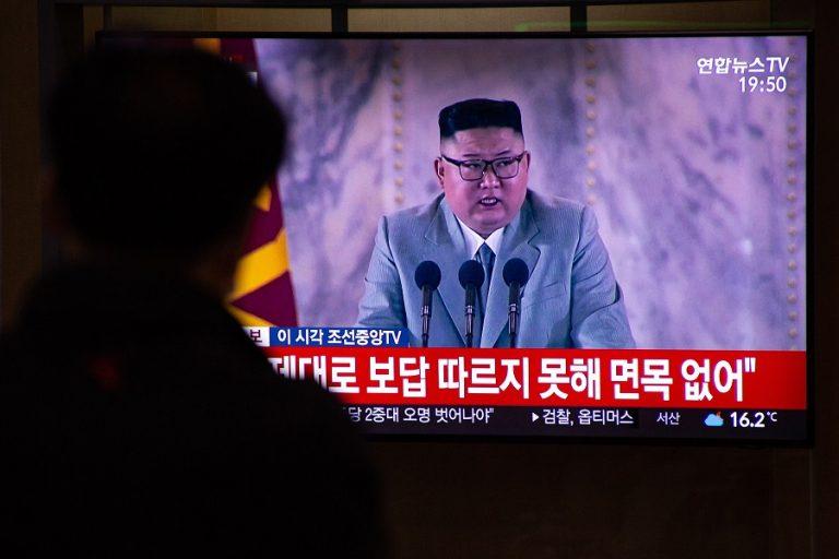 Σπάνιο στιγμιότυπο: Ο Κιμ Γιονγκ Ουν δακρύζει και ζητά συγγνώμη από το λαό του (Βίντεο)