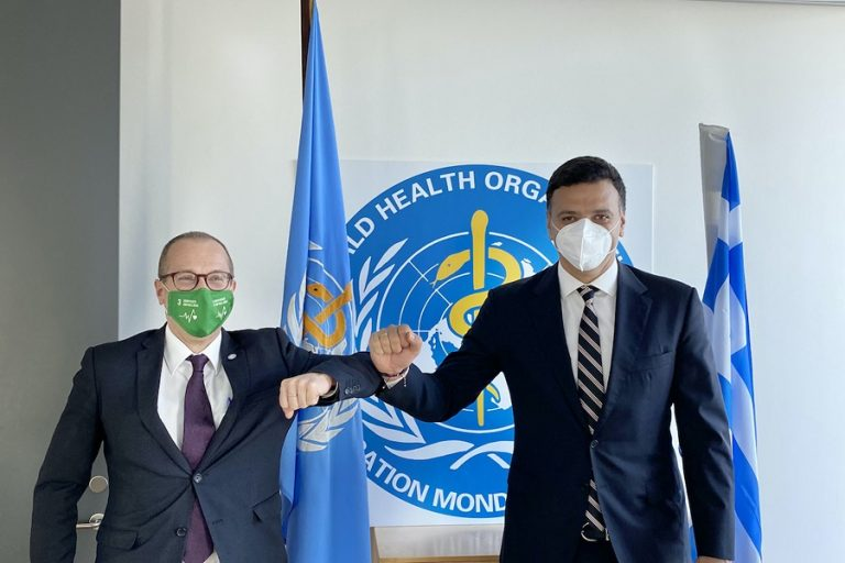 Κλούγκε: Θέμα παγκόσμιας ανησυχίας οι επιπτώσεις της πανδημίας στην ψυχική υγεία