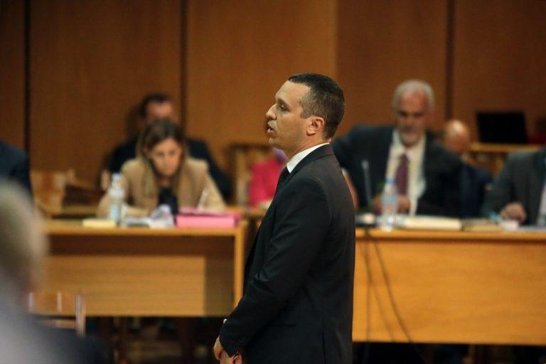 Ηλίας Κασιδιάρης: Θέλω να διεκδικήσω την αθωότητά μου