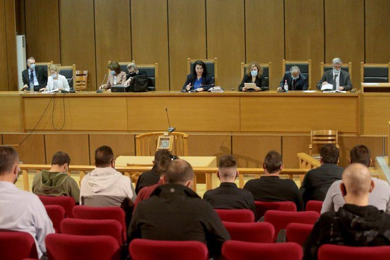 Δίκη Χρυσής Αυγής: Αντίστροφη μέτρηση για τις εκτίσεις ποινών