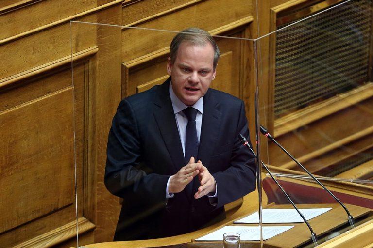 Καραμανλής: Υπογράφεται αύριο η σύμβαση για το βόρειο κομμάτι του Ε65, ύψους 442 εκατ. ευρώ