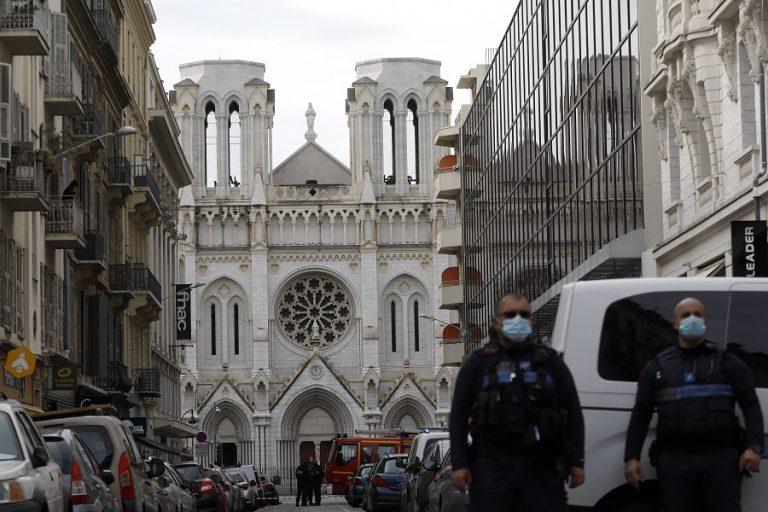 Η Τουρκία καταδίκασε «έντονα» την «άγρια» επίθεση στη Νίκαια