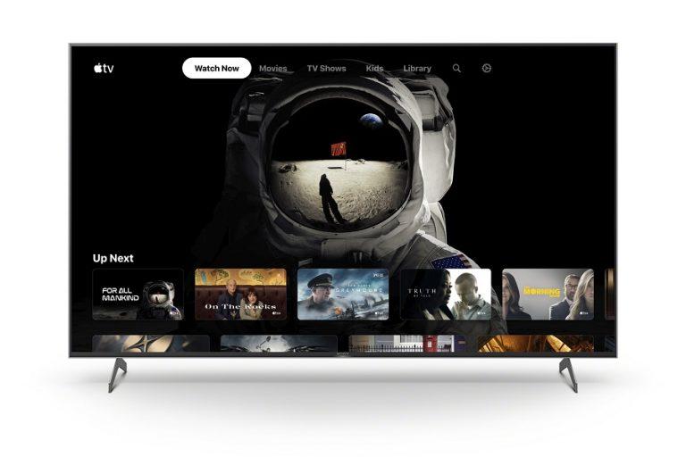 Η Sony παρουσιάζει την εφαρμογή Apple TV σε επιλεγμένες smart τηλεοράσεις