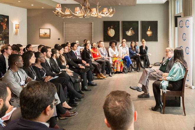 Global Shapers Athens Hub: Με «όχημα» τον διάλογο, δίνει φωνή στους νέους που θέλουν να αλλάξουν τον πλανήτη