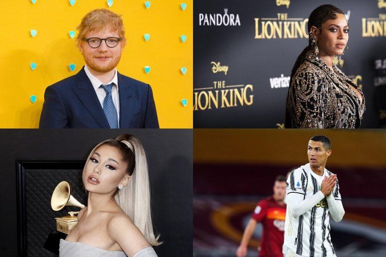 Δέκα διάσημοι που κατέχουν παγκόσμια ρεκόρ Guinness