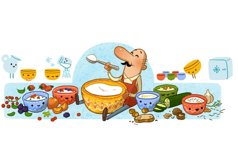 Stamen Grigorov: H Google τιμά με doodle τη γέννηση του ιατρού