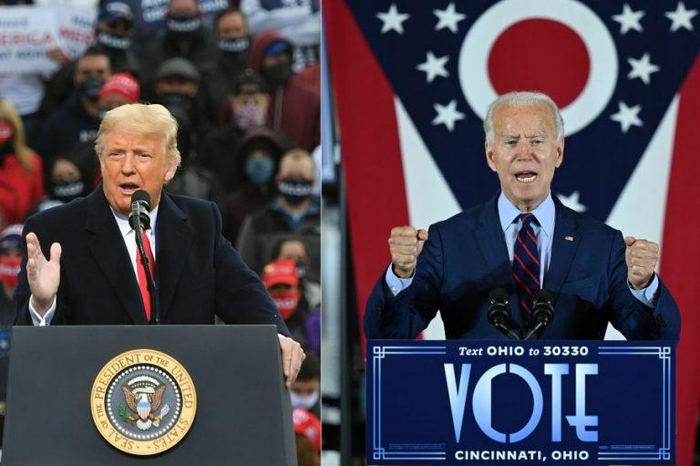 Τζο Μπάιντεν εναντίον Ντόναλντ Τραμπ: Οι πολιτείες που θα κρίνουν το αποτέλεσμα στις εκλογές