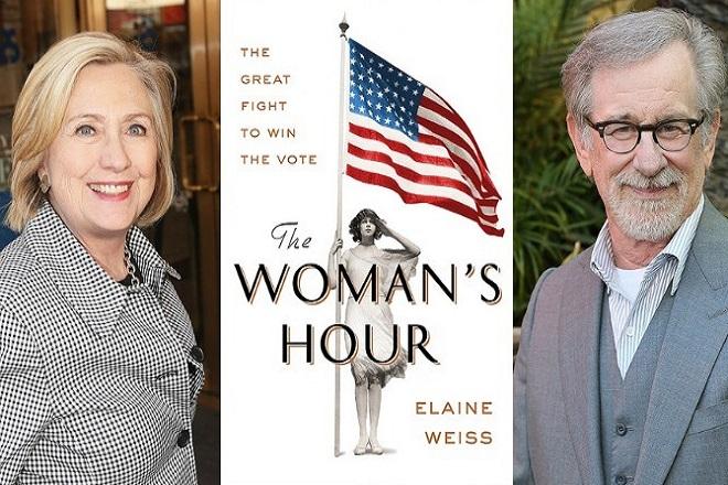 Χίλαρι Κλίντον – Στίβεν Σπίλμπεργκ: Τι ετοιμάζουν οι δυο τους για τη μικρή οθόνη;