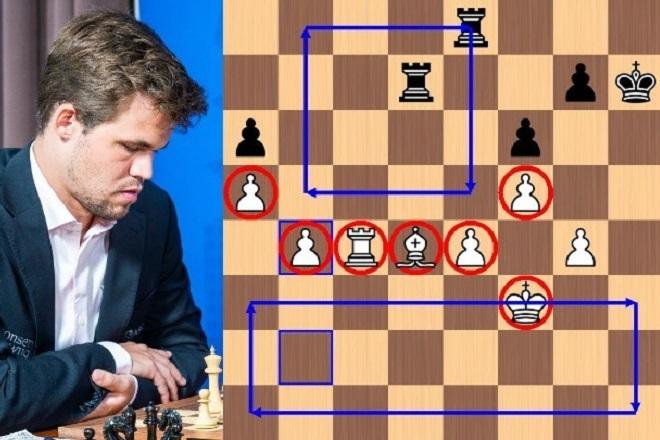 Έχασε παρτίδα σκάκι μετά από 125 σερί νίκες- «Είναι εντελώς ασυγχώρητο»